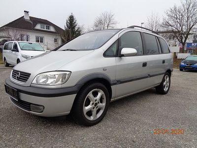 gebraucht Opel Zafira Euro Sport 2,0 16V DTI * Pickerl 9/2020