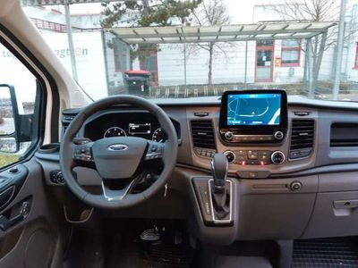 gebraucht Ford Custom Transit2.0 ECOBLUE 170PS AT 320 L   DOPELKABINE