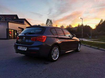 gebraucht BMW 120 1er-Reihe i 5-Türer F20 M-Sport LCI2 Limousine