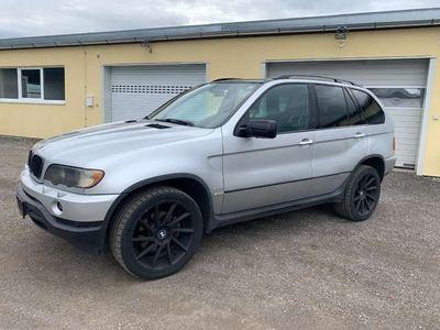 gebraucht BMW X5 3,0d Österreich-Paket Aut.**