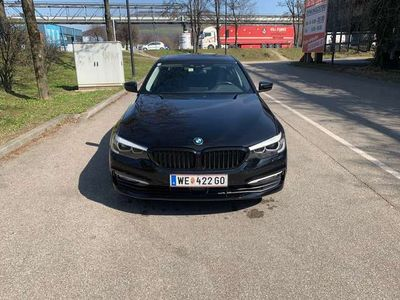 gebraucht BMW 520 5er-Reihe Diesel Allrad (G30) xDrive Aut.