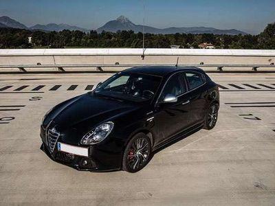 gebraucht Alfa Romeo Giulietta Sportiva 1.4 TB 120 PS Distinctive Klein-/ Kompaktwagen