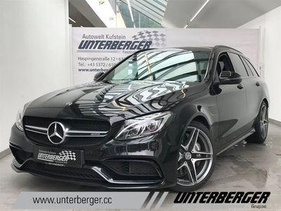 gebraucht Mercedes C63 AMG C-KlasseAMG T Aut. Kombi / Family Van,