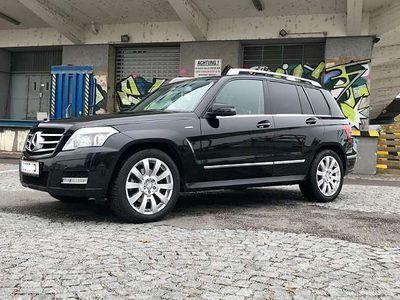 gebraucht Mercedes GLK220 CDI 4MATIC Aut. Sportpaket SUV / Geländewagen,