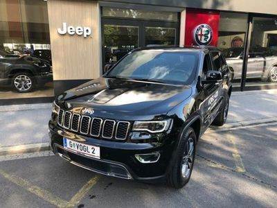 used Jeep Grand Cherokee * 3,0 V6 CRD MultiJet II 190 Limited E6D-TEMP
