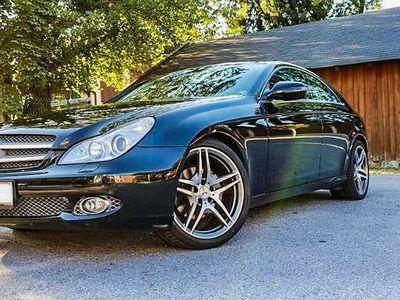gebraucht Mercedes CLS320 CDI Facelift Sportwagen / Coupé