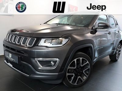 gebraucht Jeep Compass 2,0 MultiJet II AWD Limited Aut.
