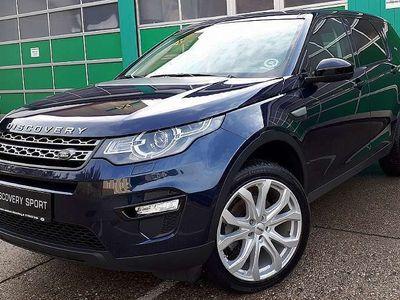 brugt Land Rover Discovery Sport 2,0 TD4 4WD Pure Aut. SUV / Geländewagen,