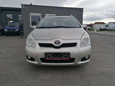 gebraucht Toyota Corolla Verso 2,2 D-4D 135 Austria DPF