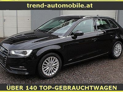gebraucht Audi A3 Sportback quattro 2,0 TDI DPF *Topausstattung*