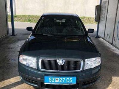 gebraucht Skoda Superb SkodaElegance 1,9 TDI PD Limousine