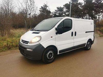 gebraucht Opel Vivaro Life Edition L1H1 1,9 DTI 2,7t Transporter / Kastenwagen