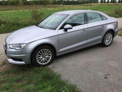 gebraucht Audi A3 Ambiente 2,0 TDI S-tronic 150PS Limousine
