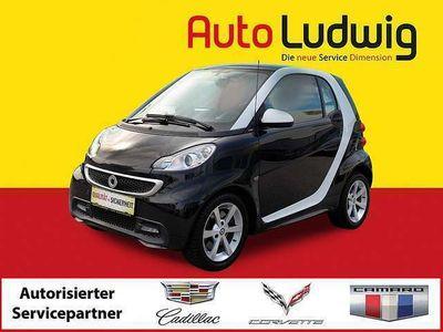 gebraucht Smart ForTwo Coupé city-coupé/city-cabriopassion softouch