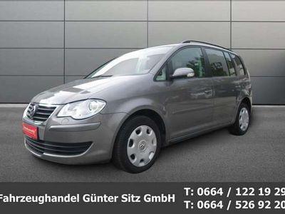 gebraucht VW Touran Trendline 1,9 TDI DPF Kombi / Family Van