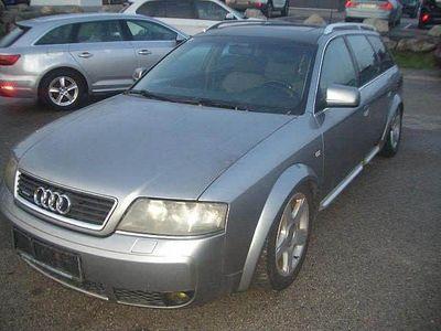 gebraucht Audi A6 Avant quattro 2,5 V6 TDI, 180 PS, 5 Türen, Schaltgetriebe
