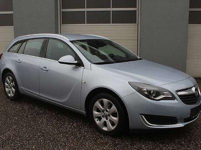 gebraucht Opel Insignia ST 1,6 CDTI Ecotec Edition Aut. *140,... Kombi / Family Van