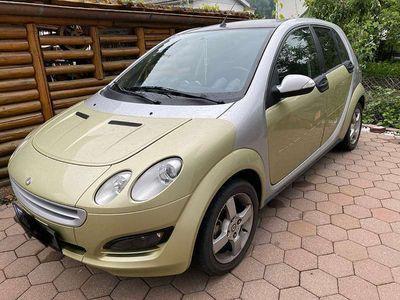 gebraucht Smart ForFour 1,5 cdi Klein-/ Kompaktwagen