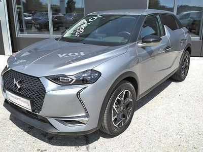 gebraucht DS Automobiles DS3 DS 3Crossback BlueHDI 100 S&S Manuell So Chic