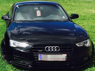 gebraucht Audi A5 2.0 TFSI Quattro Sport Black Edition Sportwagen / Coupé