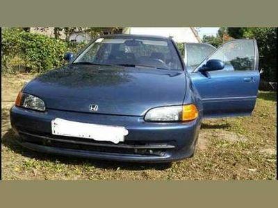 gebraucht Honda Civic 1.6 VTi Turbo