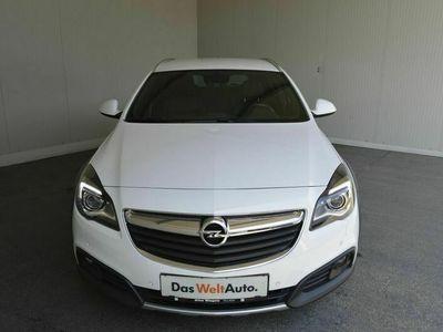gebraucht Opel Insignia Country Tourer 2,0 CDTI Ecotec Allrad Start/Stop