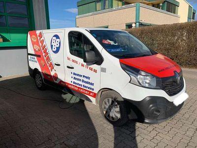gebraucht Renault Trafic Kastenwagen L1H1 *Klima*2xStk*