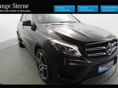 gebraucht Mercedes GLE350 d 4MATIC AMG-LINE NP:108.000