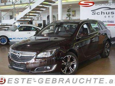 gebraucht Opel Insignia ST CDTI 2.0 4x4 Autom. Innovation Navi SH