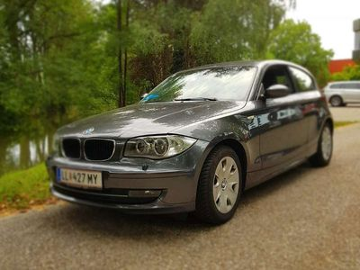 gebraucht BMW 120 Coupé 1er-Reihe i 75tkm Sportwagen /