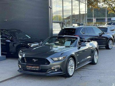 gebraucht Ford Mustang GT 5,0 Ti-VCT V8 Cabrio Aut. Premium Paket, nur...