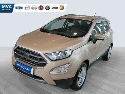 gebraucht Ford Ecosport 1,0 EcoBoost Titanium Aut.