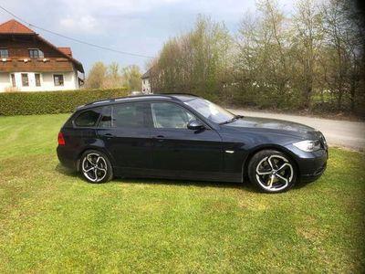 gebraucht BMW 325 3er-Reihe Kombi Diesel (E91) Touring Österreich-P