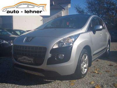 gebraucht Peugeot 3008 1,6 e-HDi 115 FAP ASG6 Allure