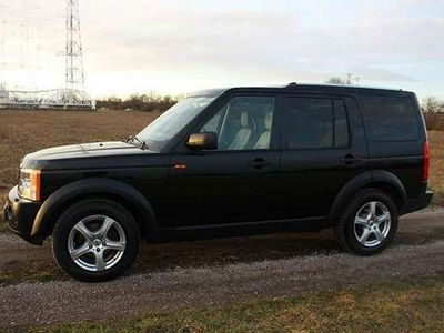 gebraucht Land Rover Discovery 3 2,7 TdV6 SE Aut.