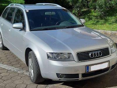 gebraucht Audi A4 Avant 1.9 TDI Kombi / Family Van