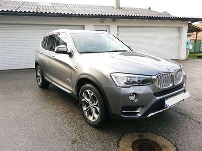 gebraucht BMW X3 xDrive 20d X-Line Aut. NaviProf, HiFi, Kamera, Xen SUV / Geländewagen