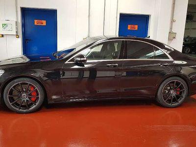 gebraucht Mercedes S63 AMG S-KlasseAMG Limousine