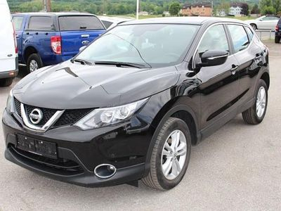 used Nissan Qashqai 1,6 dCi Tekna ALL-MODE 4x4i