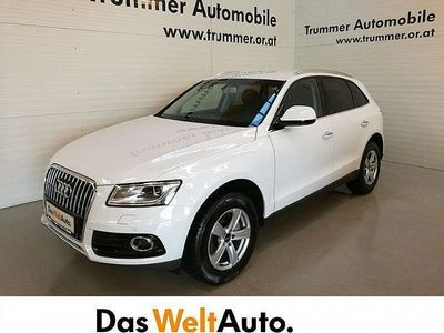 brugt Audi Q5 2.0 TDI quattro intense
