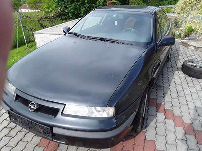 brugt Opel Calibra 16V Sportwagen / Coupé,