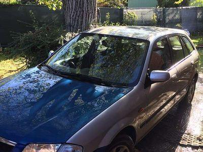 gebraucht Mazda 323 1,5i Active Klein-/ Kompaktwagen