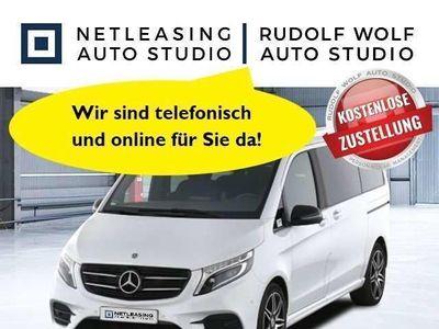 gebraucht Mercedes V250 d Kompakt Edit+AMGline+Night+ILS+Tisch Autom.