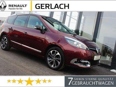 gebraucht Renault Grand Scénic Energy TCe 130 Bose Edition Kombi / Family Van