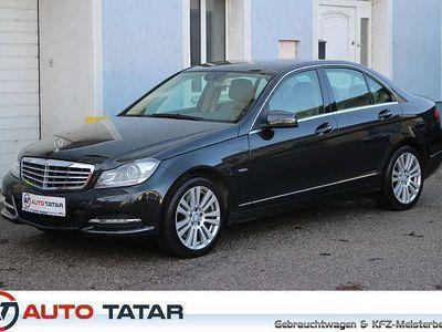 gebraucht Mercedes C350 C-KlasseElegance A-Edition plus BlueEfficiency 4MATIC Aut. | 255,- mtl. | Navi | Allrad | 306 PS | Limousine