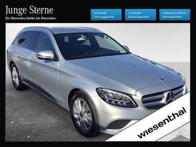 """gebraucht Mercedes C200 d T-Modell """"AVANTGARDE-Line"""" Modellpflege"""