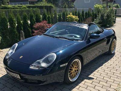 gebraucht Porsche Boxster 986 Cabrio / Roadster