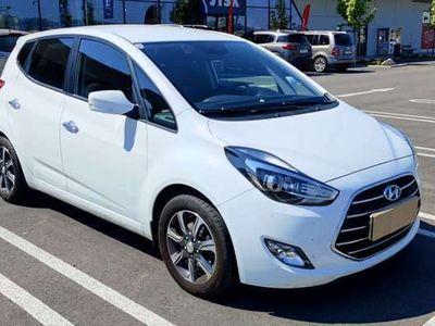 gebraucht Hyundai ix20 1,6 Benzin 6 Gang Automatik privat
