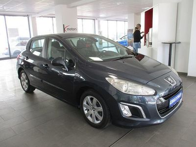 gebraucht Peugeot 308 1,6 e-HDi 115 ASG6 FAP Active