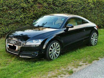 gebraucht Audi TT 2.0TDI Quattro Sportwagen / Coupé